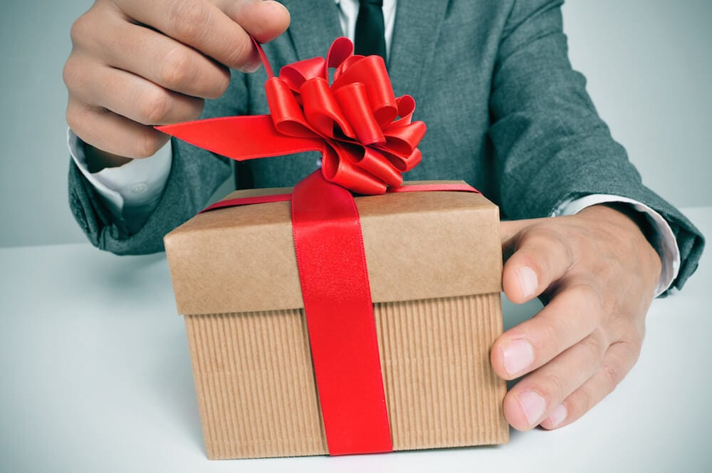 A few corporate gift ideas to try out