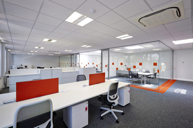 Fit out for offices